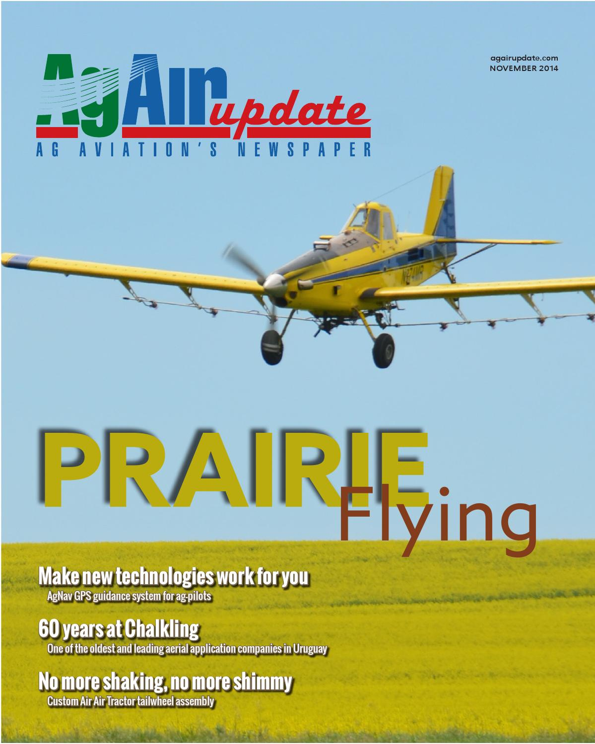 November 2014 - U S  Edition in English by AgAir Update - issuu