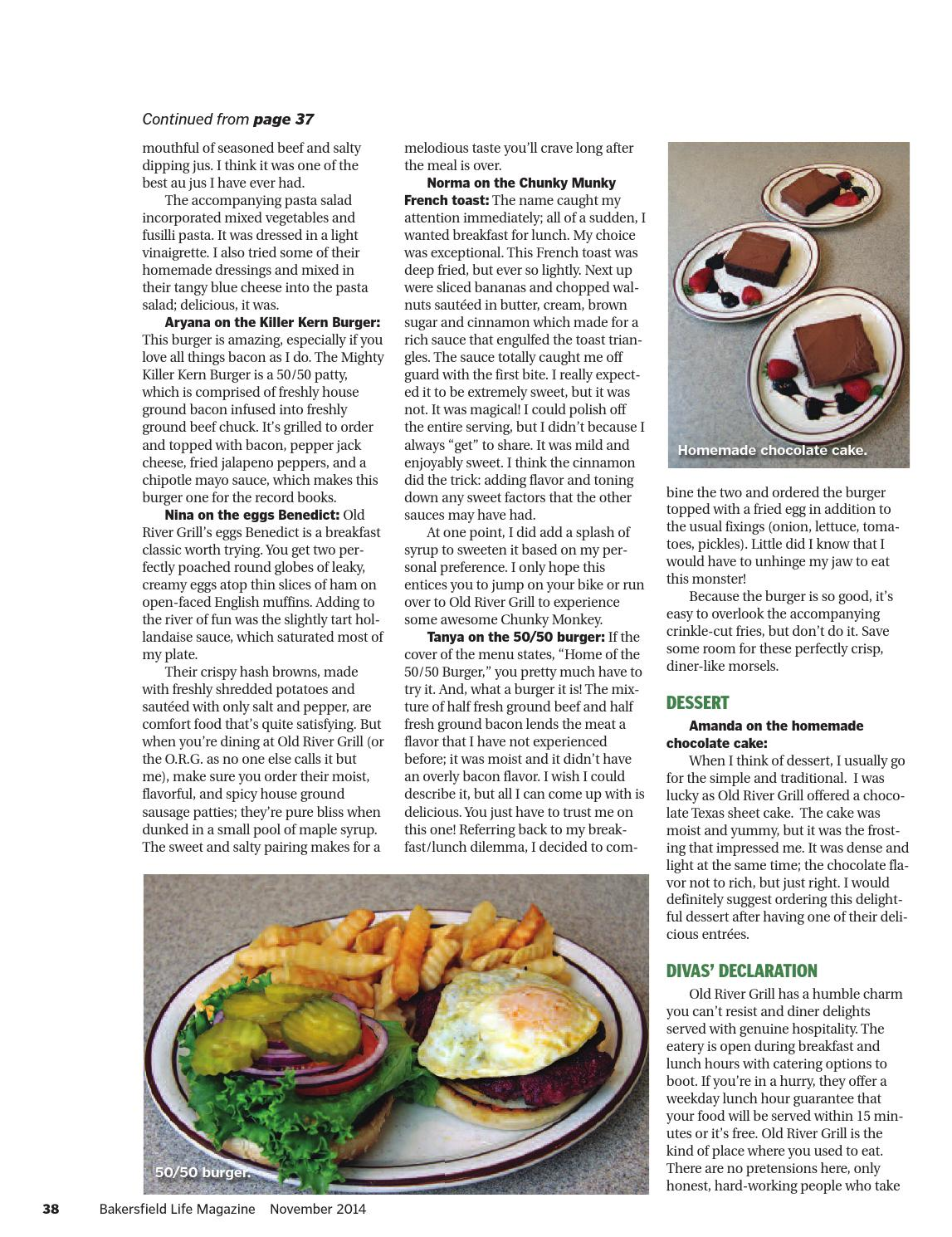 Bakersfield Life Magazine November 2014 by The Bakersfield