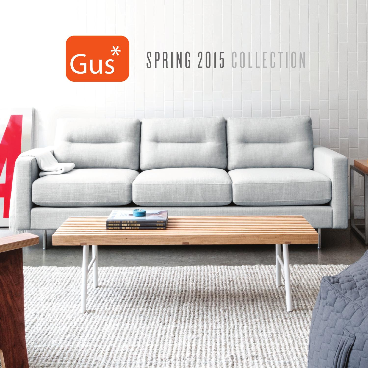 Gus Modern Spring 2015 Collection