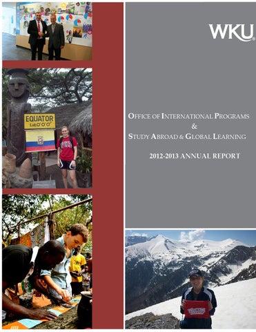 Argosy property 2013 annual report