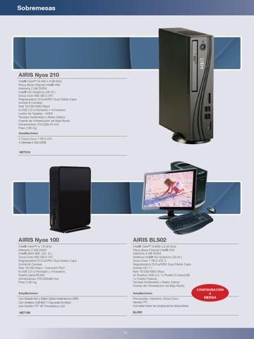 AIRIS NYOS Series Windows 8 X64 Treiber