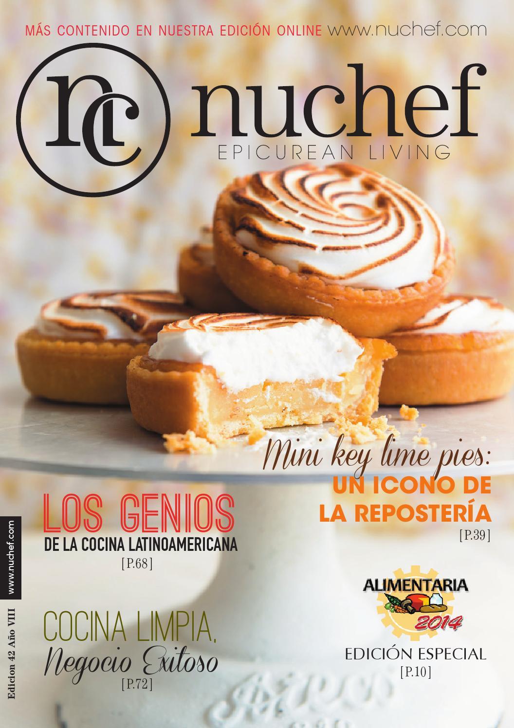 Nuchef Edición 42 by NuChef - issuu
