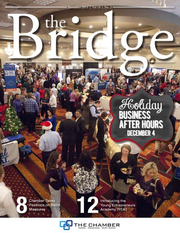 The Bridge November 2014 by The FMWF Chamber of Commerce - issuu