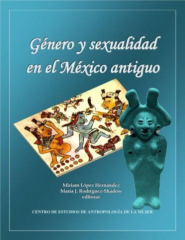 570db2e959e7 Género y sexualidad en el México antiguo by María Rodríguez-Shadow ...