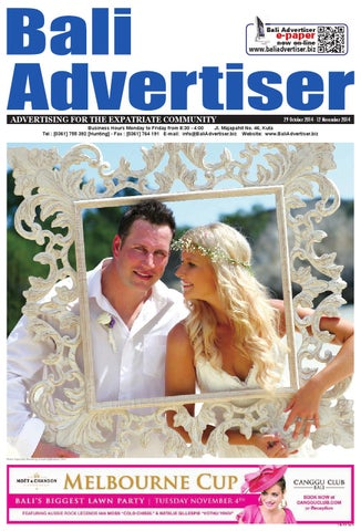ba 29 october 2014 by bali advertiser issuu