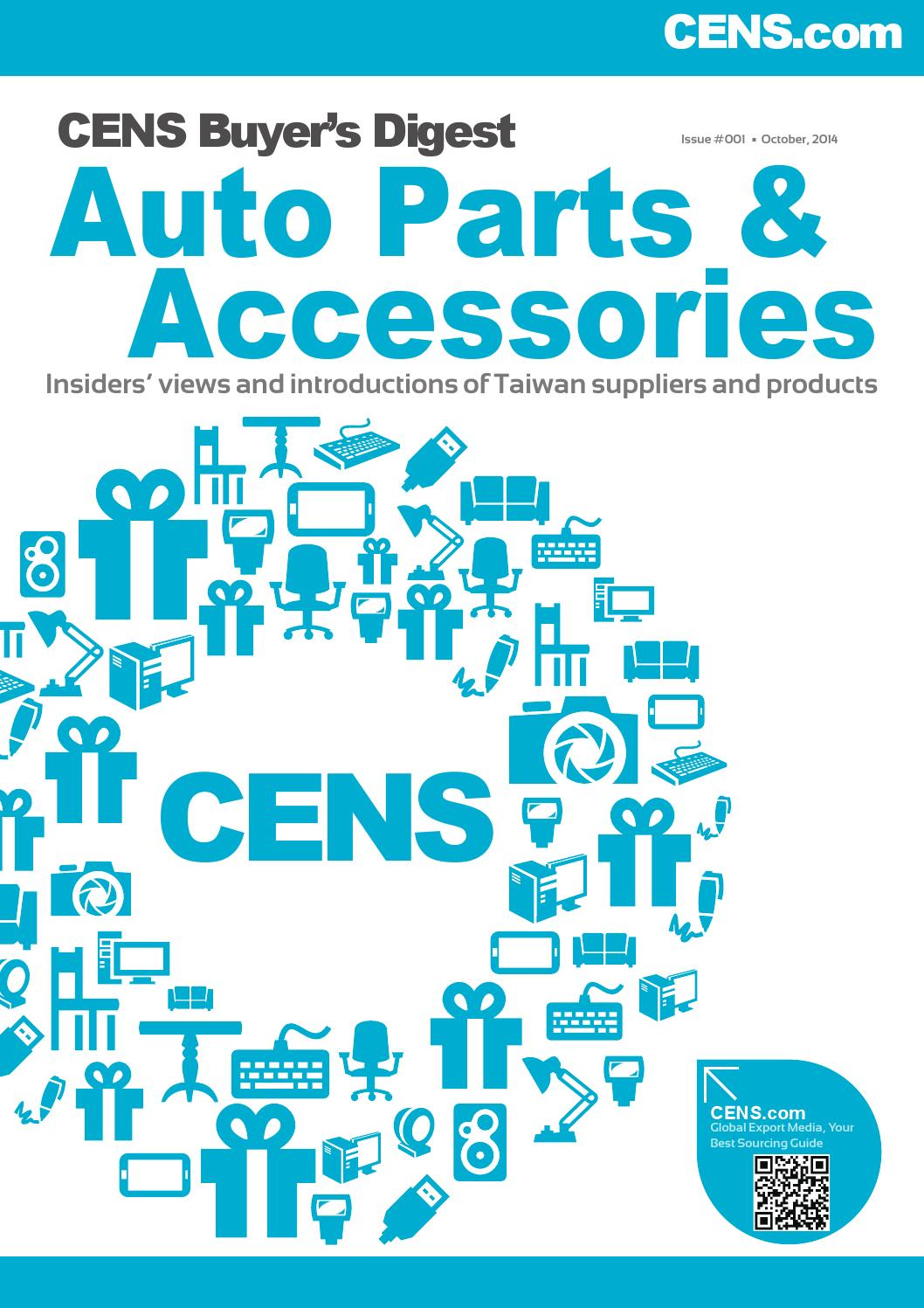 Auto Parts Accessories By Censcom Issuu Connecting 781 To Remote Start With Onboard Relays Gm Transponder Pk3
