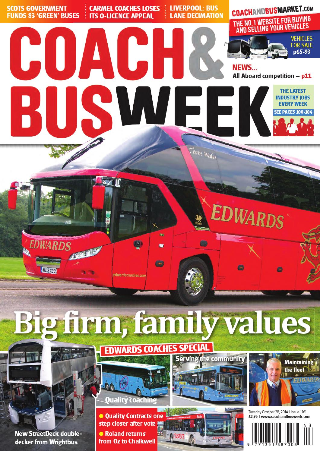 Coach bus week issue 1161 by coach and bus week group travel coach bus week issue 1161 by coach and bus week group travel world issuu falaconquin