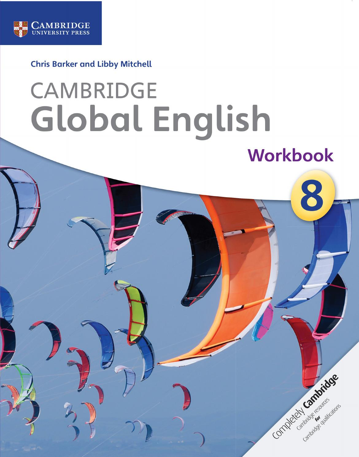 Preview Cambridge Global English Workbook 8 By Cambridge