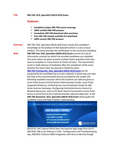 Junos pulse supported platforms guide pdf.