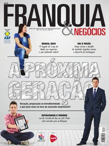 6ae77ac37 Revista Franquia & Negócios ABF by Franco Franquia - issuu