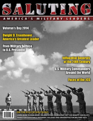 Saluting Americas Military Leaders By Salute2freedom Issuu