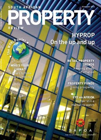 217c08a863e0c SAPOA Property Review November 2014 by SAPOA - issuu