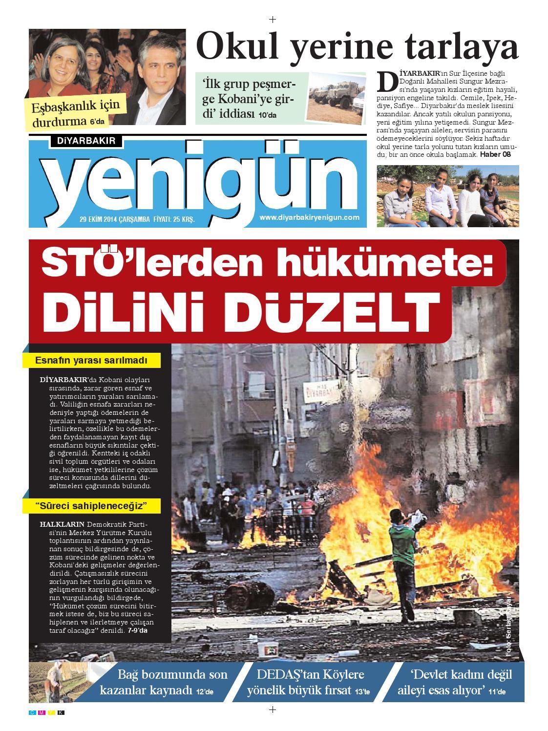 29 10 2014 By Osman Ergun Issuu