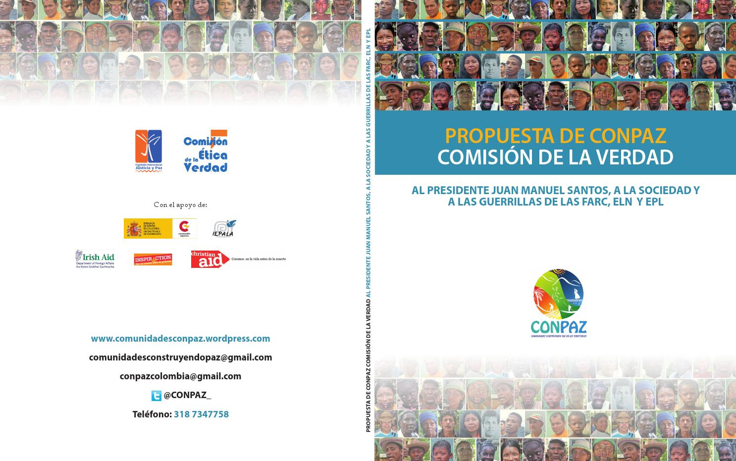 Component K2 Item 213 El Futbol Como Medio De Reconciliacion Interetnica >> Propuesta Comision De La Verdad Colombia Por Conpaz By Justicia Y