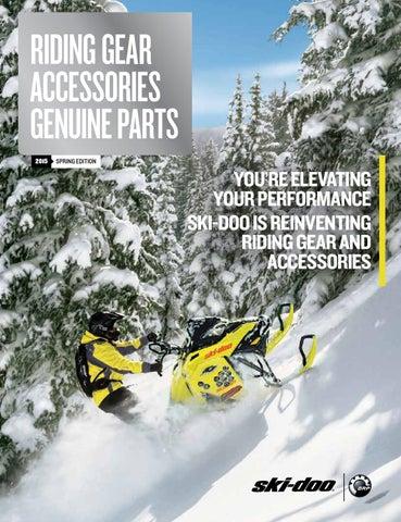 c35bbe7d8ed Ski-Doo catalogue 2015 by Logos-Kiev LTD - issuu