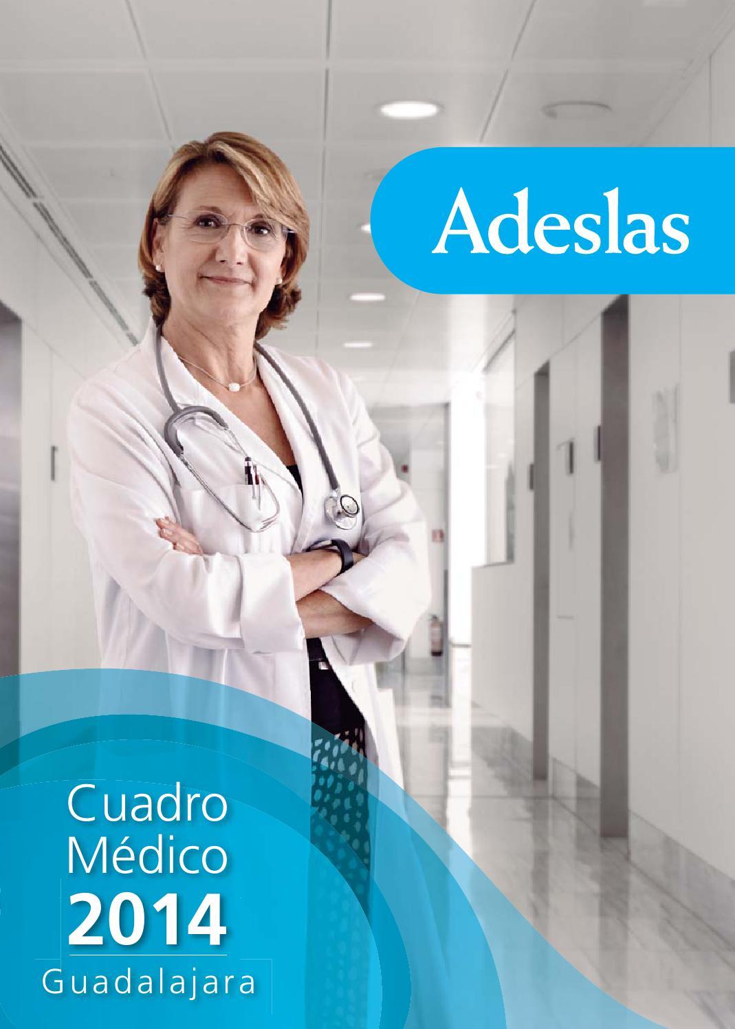 Cuadro Medico Adeslas Guadalajara By Esther Lopez Issuu