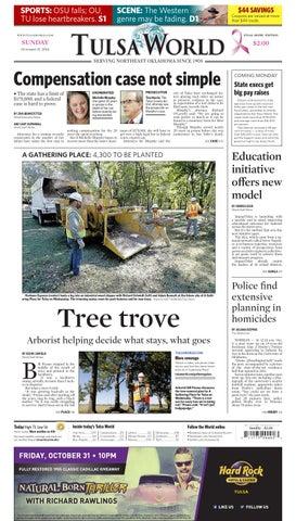 Tulsa World October 19 2014 by Tulsa World - issuu
