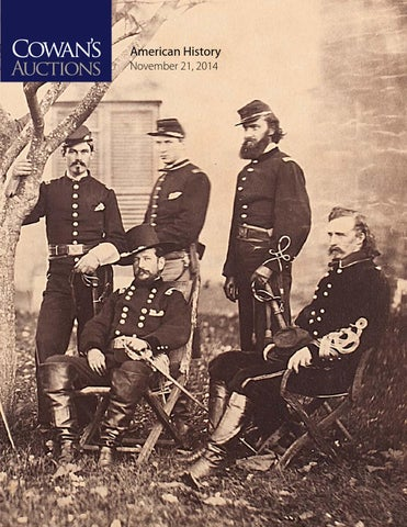 American History By Cowans Auctions Issuu