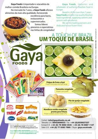 Gaya foods