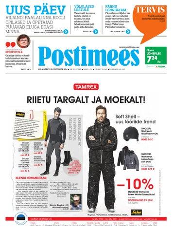 d5beda05382 Postimees 29 10 2014 by Postimees - issuu