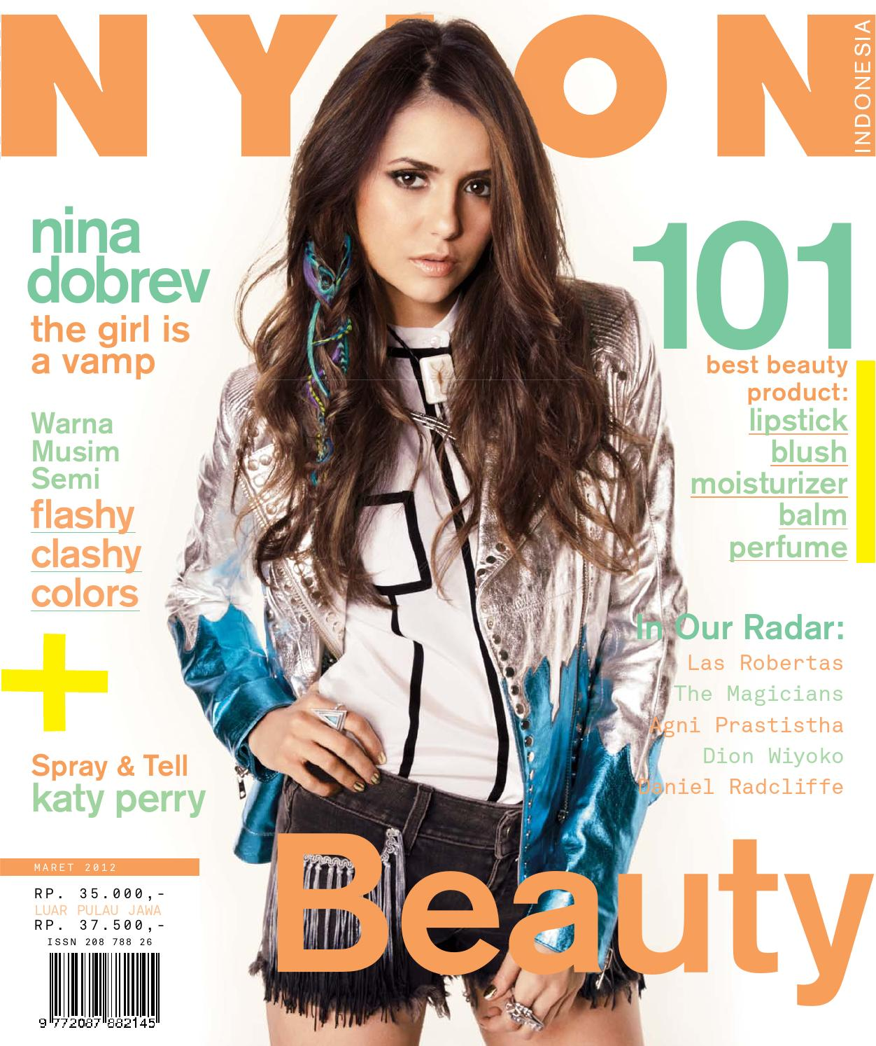nylon indonesia    maret 2012 by haris juniarto