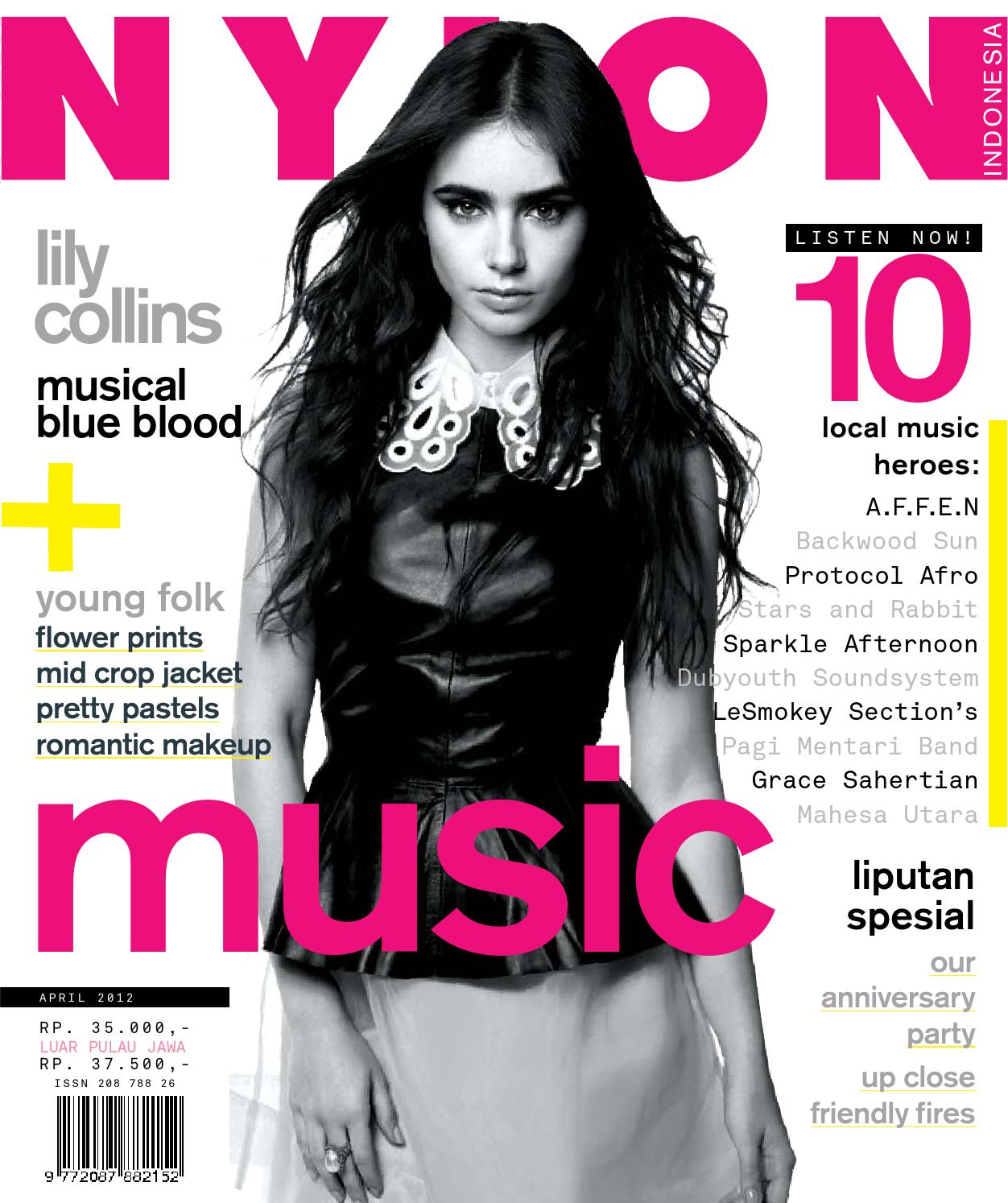 NYLON Indonesia April 2012 By Haris Juniarto Issuu