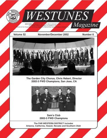 100% True Barbershop Quartet Far Western District Convention Phoenix Arizona 1980 Entertainment Memorabilia