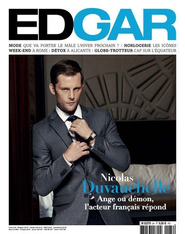 EDGAR magazine  84 - Août-Sept 2014 by Home Agency Media - issuu 5cd599d4d1e