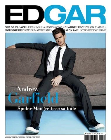 EDGAR magazine  82 - Avril   Mai 2014 by Home Agency Media - issuu 18cc51db9cea