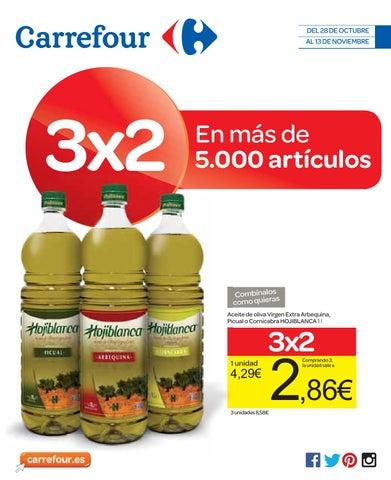 Catalogo Carrefour Alimentacion Noviembre By Catalogo Carrefour