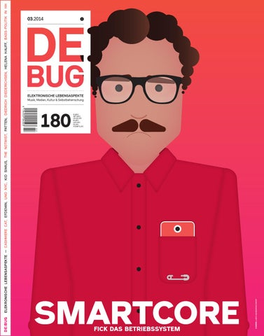 De:Bug 180 by Lars Hammerschmidt - issuu