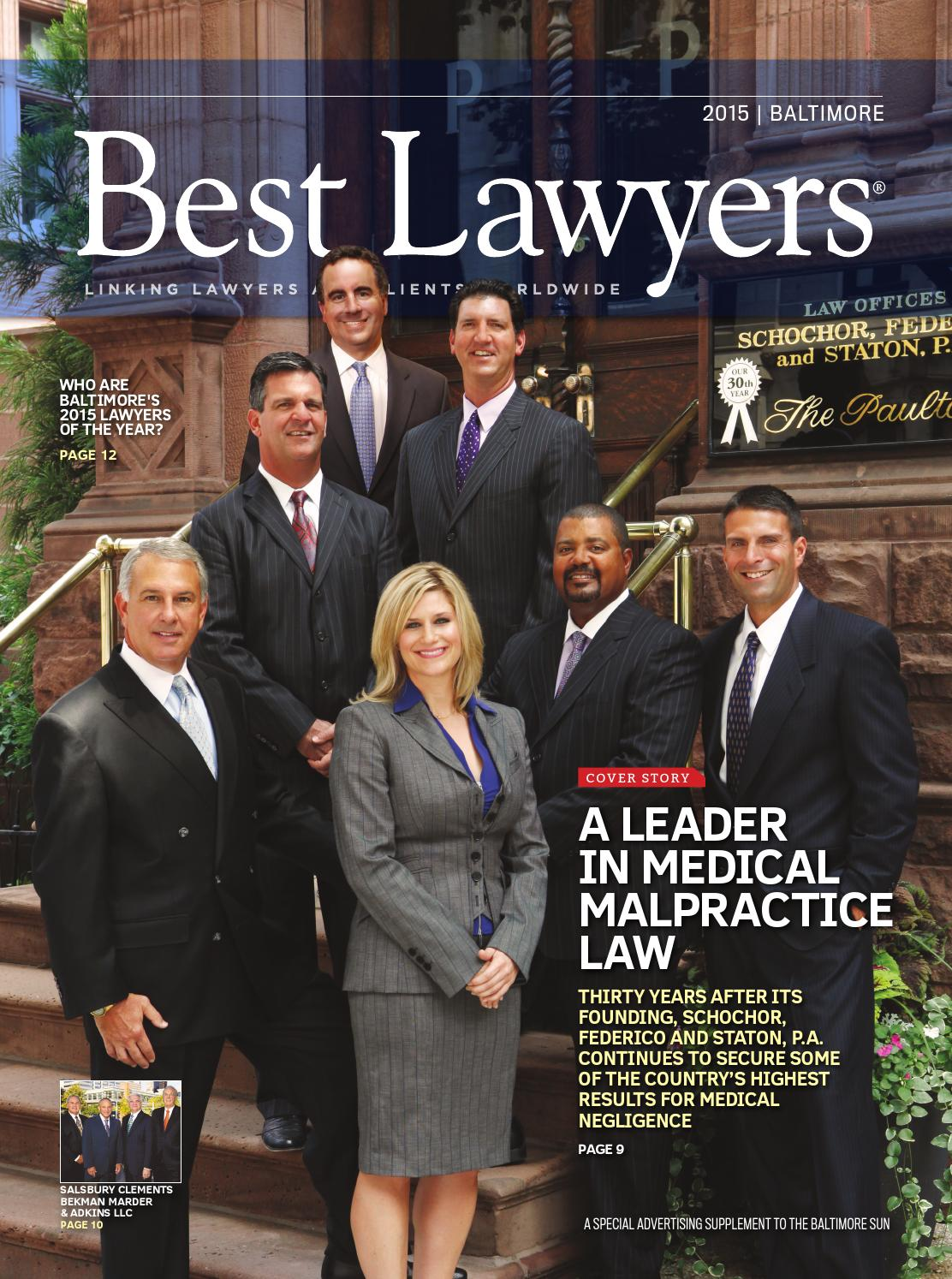 best lawyers in baltimore 2015 by best lawyers issuu