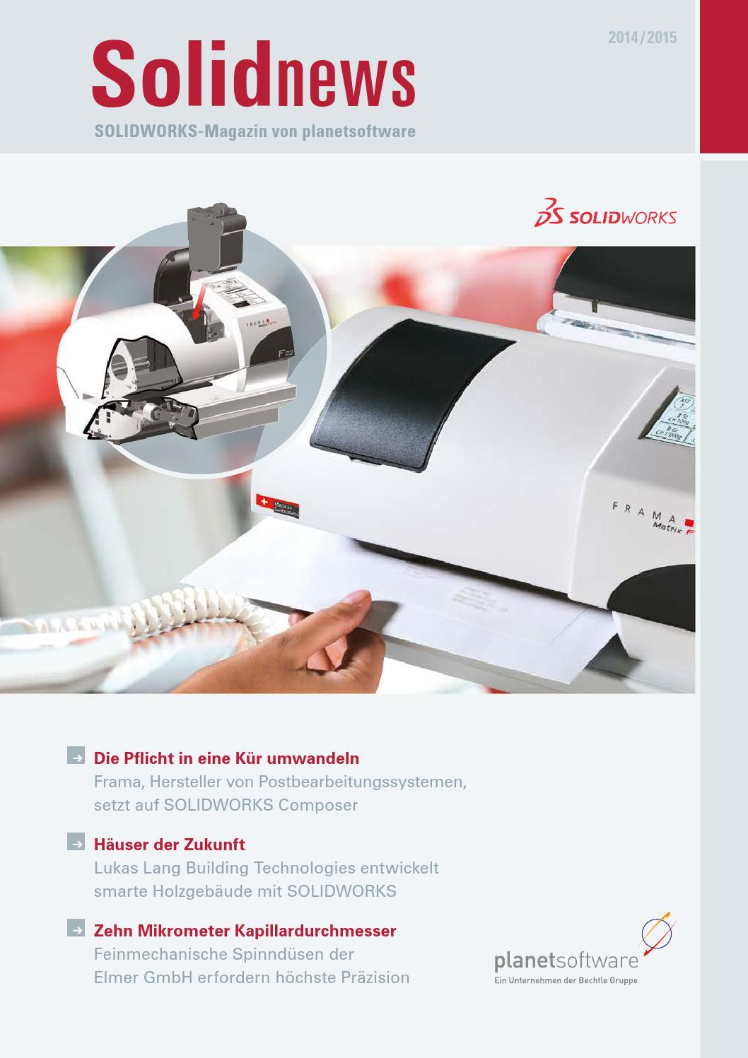 Solidnews 2014 by planetsoftware GmbH - issuu