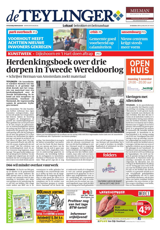 Tl week 44 14 by Uitgeverij Verhagen issuu