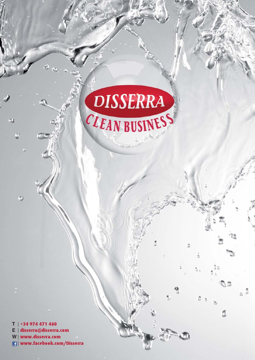 catalogo disserradisserra clean business - issuu