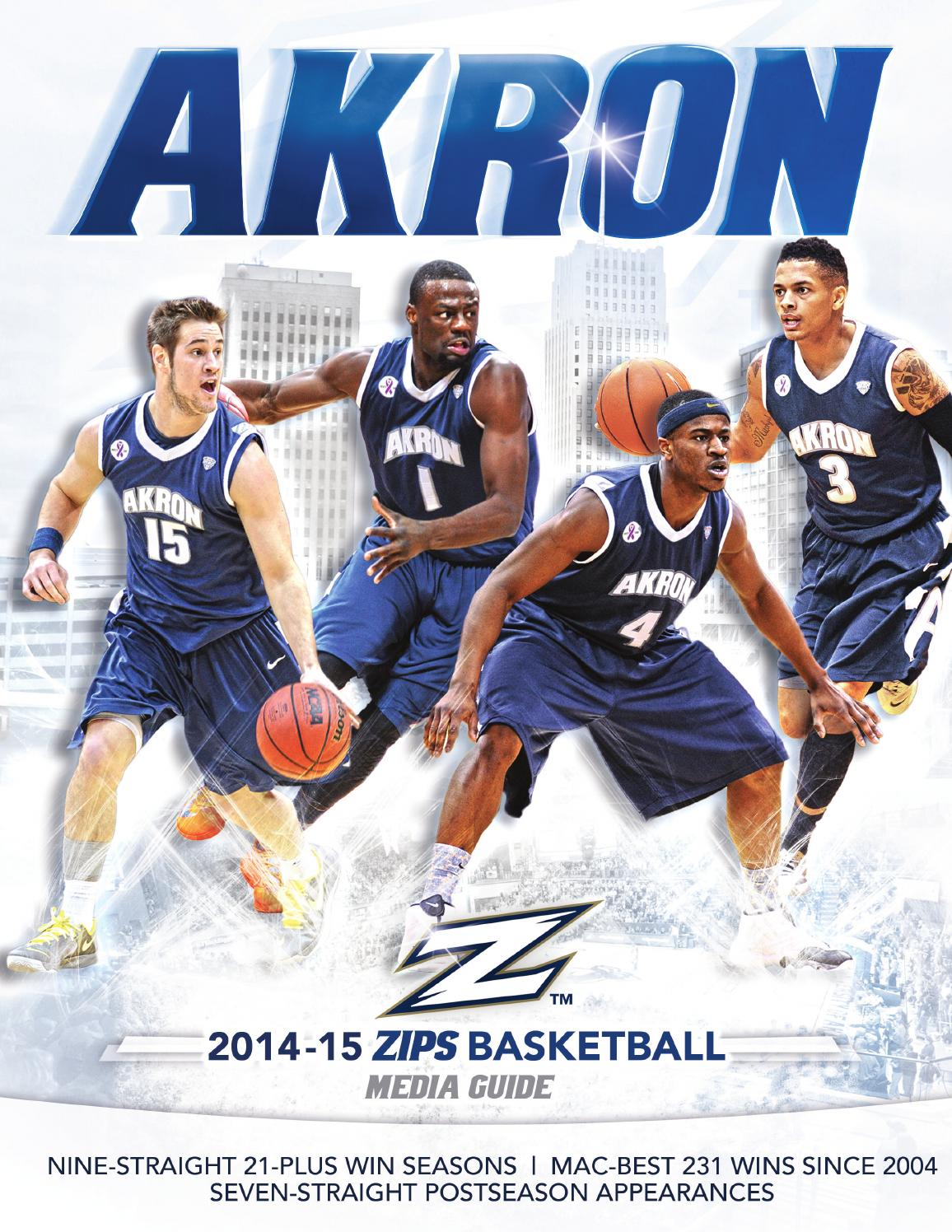 2014 15 Akron Basketball Media Guide By Zips Issuu 1962 Ih Scout 80 Wiring Diagram