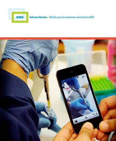 2012 horizon report he spanish by Marleny Perca Alanoca - issuu
