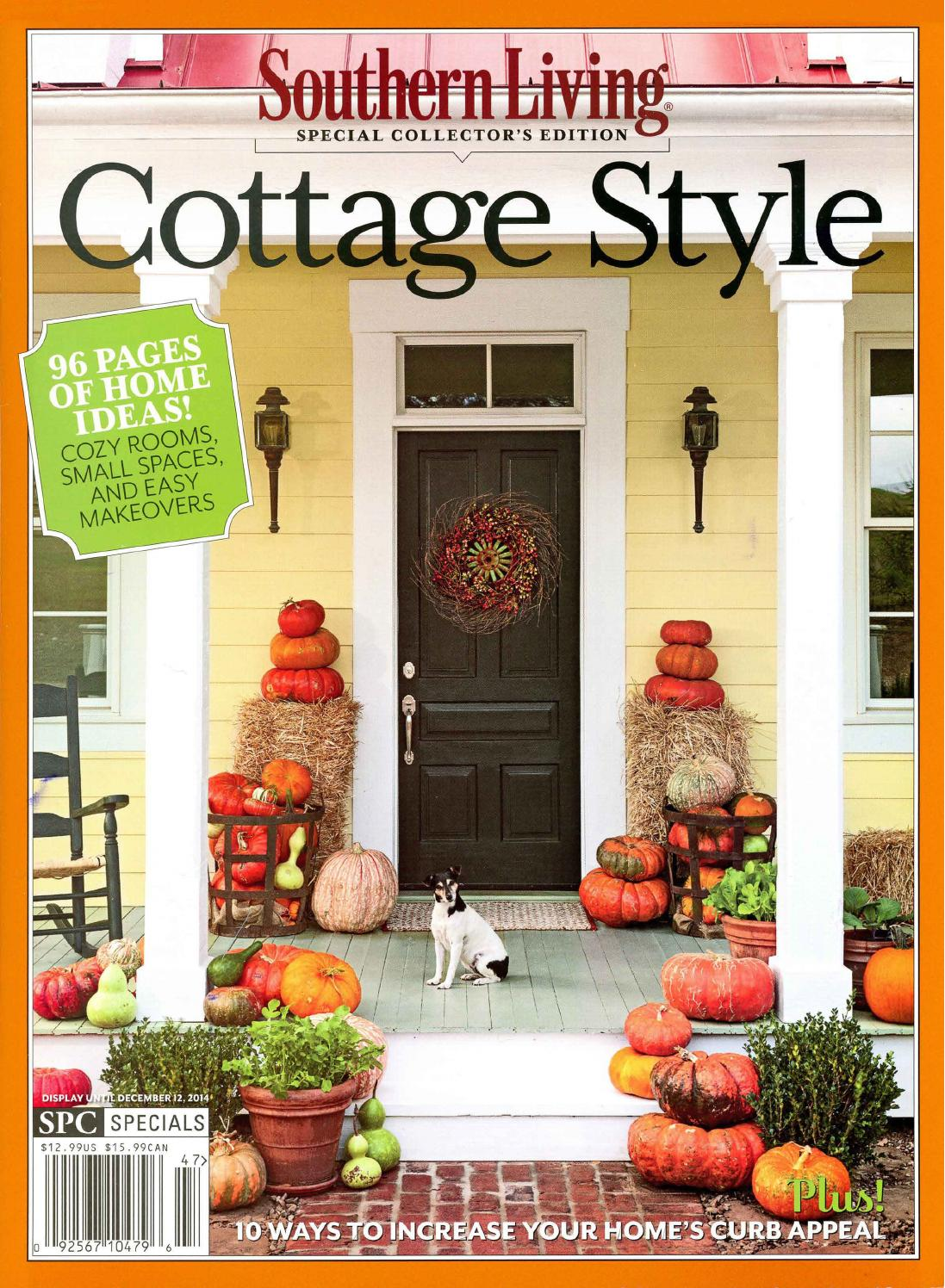 P Allen Smith In Southern Living Cottage Style By P Allen
