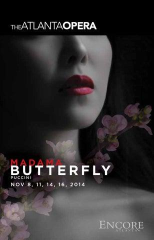 Madama Butterfly at The Atlanta Opera by Encore Atlanta - issuu