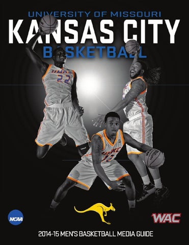 2014-15 UMKC Men s Basketball Media Guide by Nik Busch - issuu eedde01a4