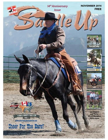 Saddle Up Nov 2014 By Saddle Up Magazine Issuu