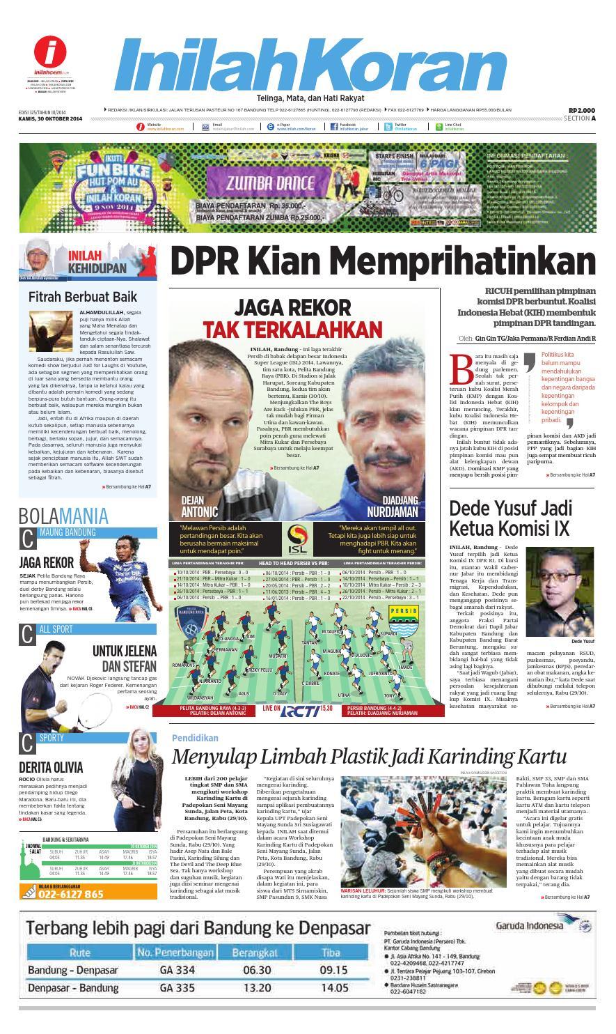Dpr Kian Memprihatinkan By Inilah Media Jabar Issuu Produk Ukm Bumn Barbekyu Kelitik Surabaya