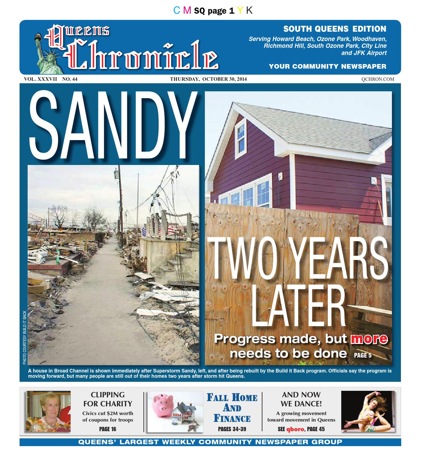 Queens Chronicle South Edition By Queens Chronicle Issuu - Invoice statement template free rocco's online store