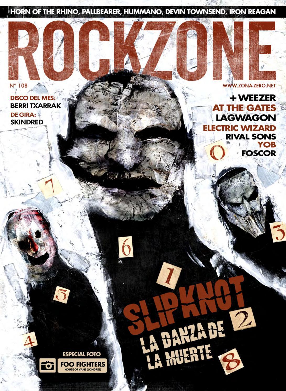 half off 0aed7 a2ee2 RockZone 108 - 11 2014 by ROCKZONE - issuu