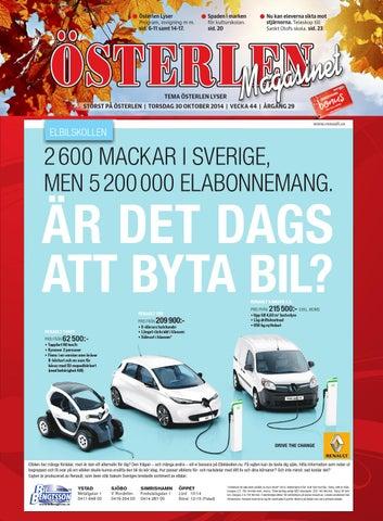 Ömvecka44 by Kristianstadsbladet - issuu dfbd293d61c0a