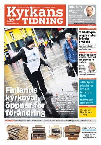 Dn gratulerar med djupa finska rotter