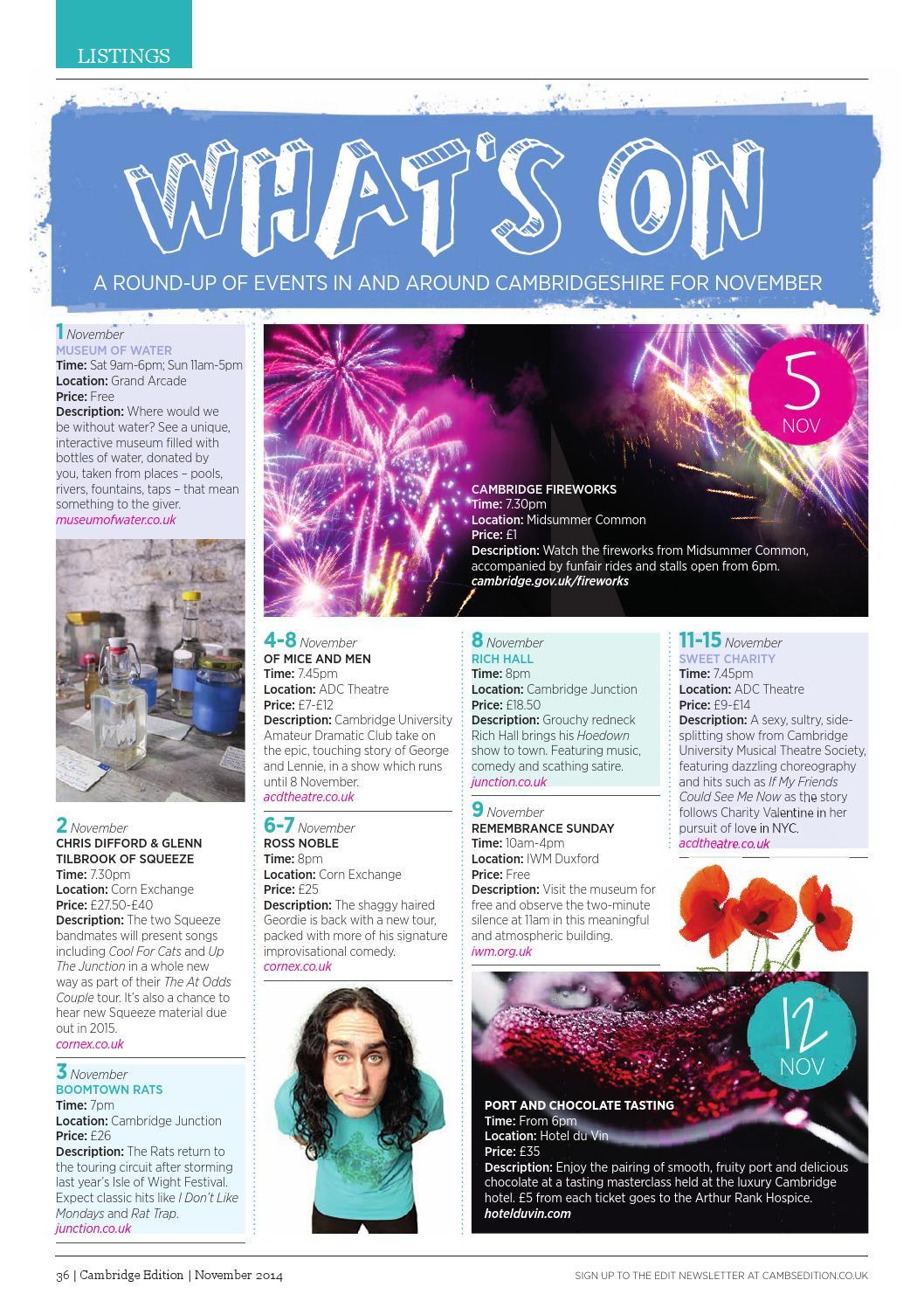 Cambridge Editon November By Bright Publishing Issuu