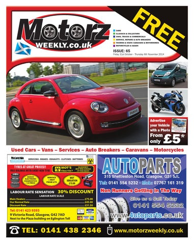 Issue 065 by motorz weekly issuu page 1 fandeluxe Gallery