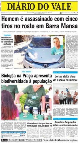 7472 diario quinta feira 30 10 2014 by Diário do Vale - issuu 1def111e000