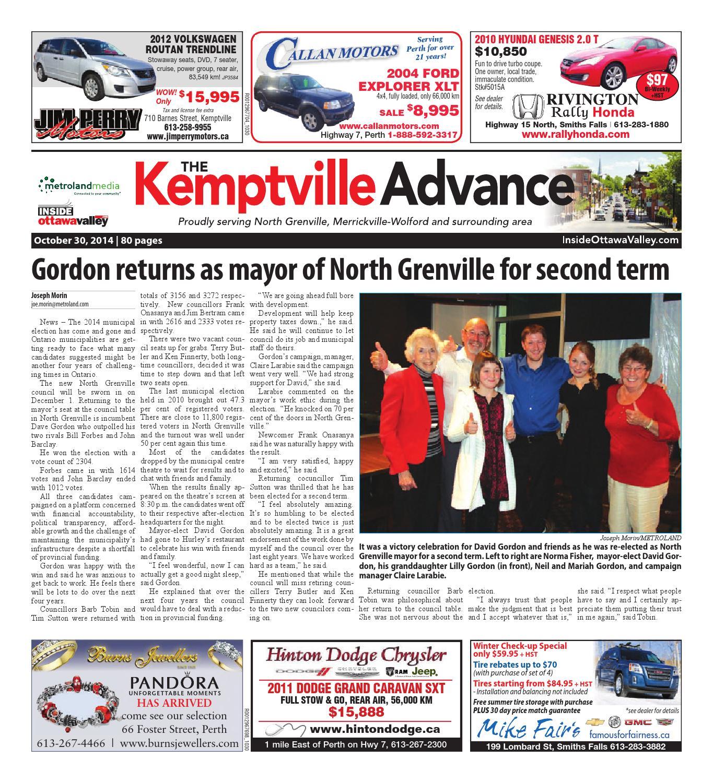 Kemptville103014 by metroland east kemptville advance issuu fandeluxe Gallery